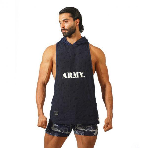 رکابی کلاهدار army